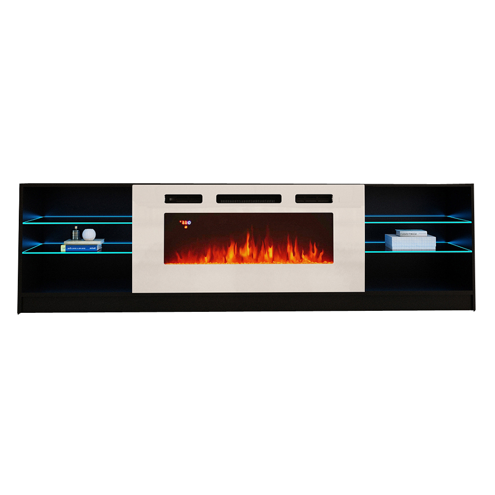 Boston Wh01 Black Tv Stand Boston Meble Furniture Tv With Regard To Boston Tv Stands (View 11 of 20)