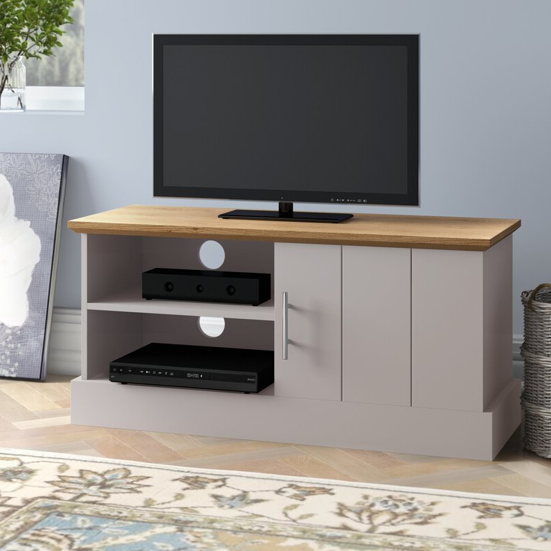 """Brambly Cottage Chapin Tv Stand For Tvs Up To 43 Intended For Mathew Tv Stands For Tvs Up To 43"""" (View 7 of 20)"""