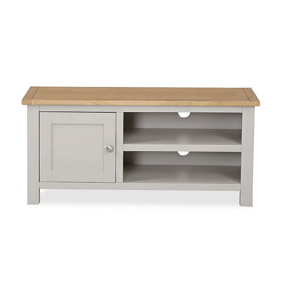 Bromley Grey Tv Stand   Grey Furniture Living Room, Grey Throughout Bromley Oak Corner Tv Stands (View 8 of 20)