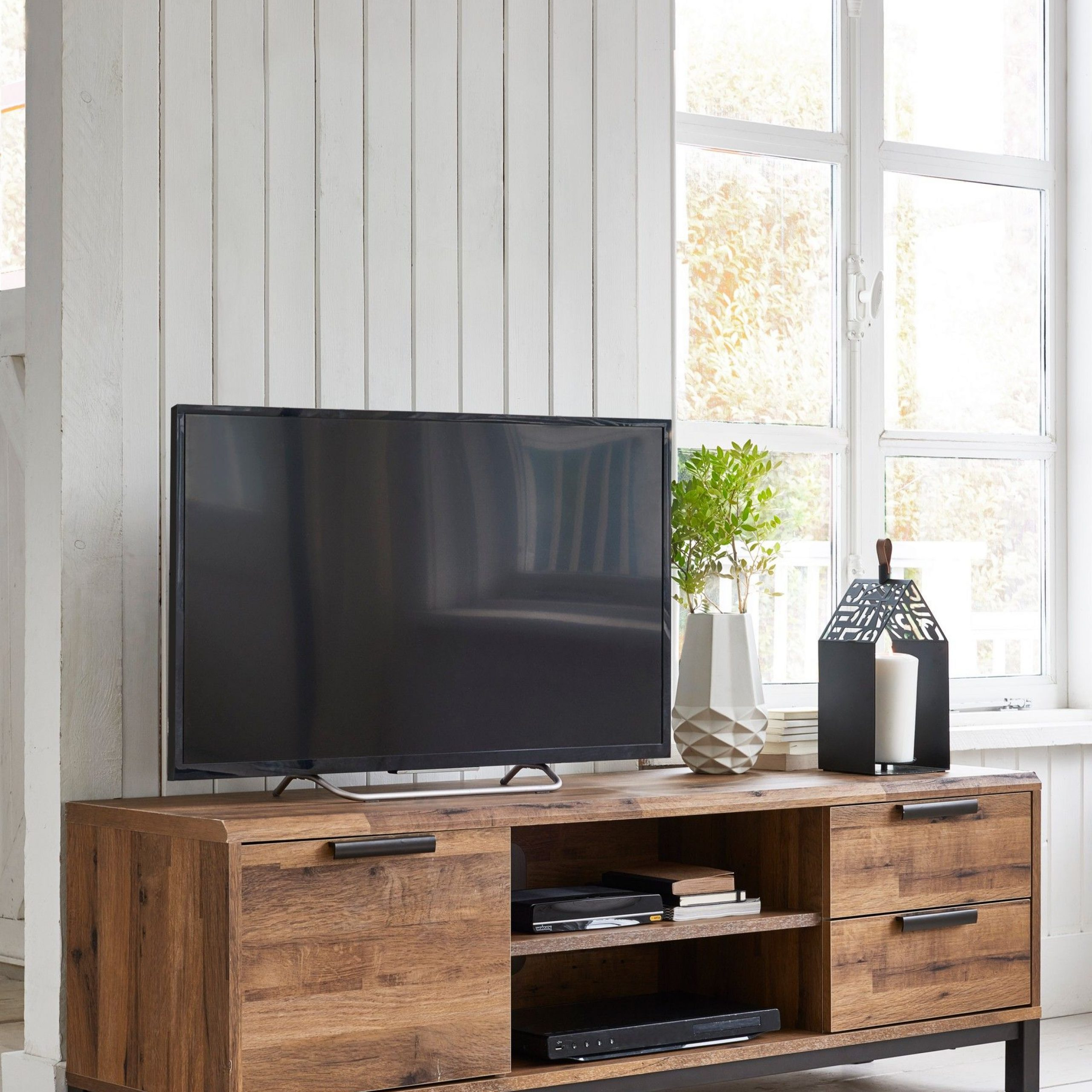 Bronx Wide Tv Stand | Living Room Furniture, Entertainment Within Oliver Wide Tv Stands (View 5 of 20)
