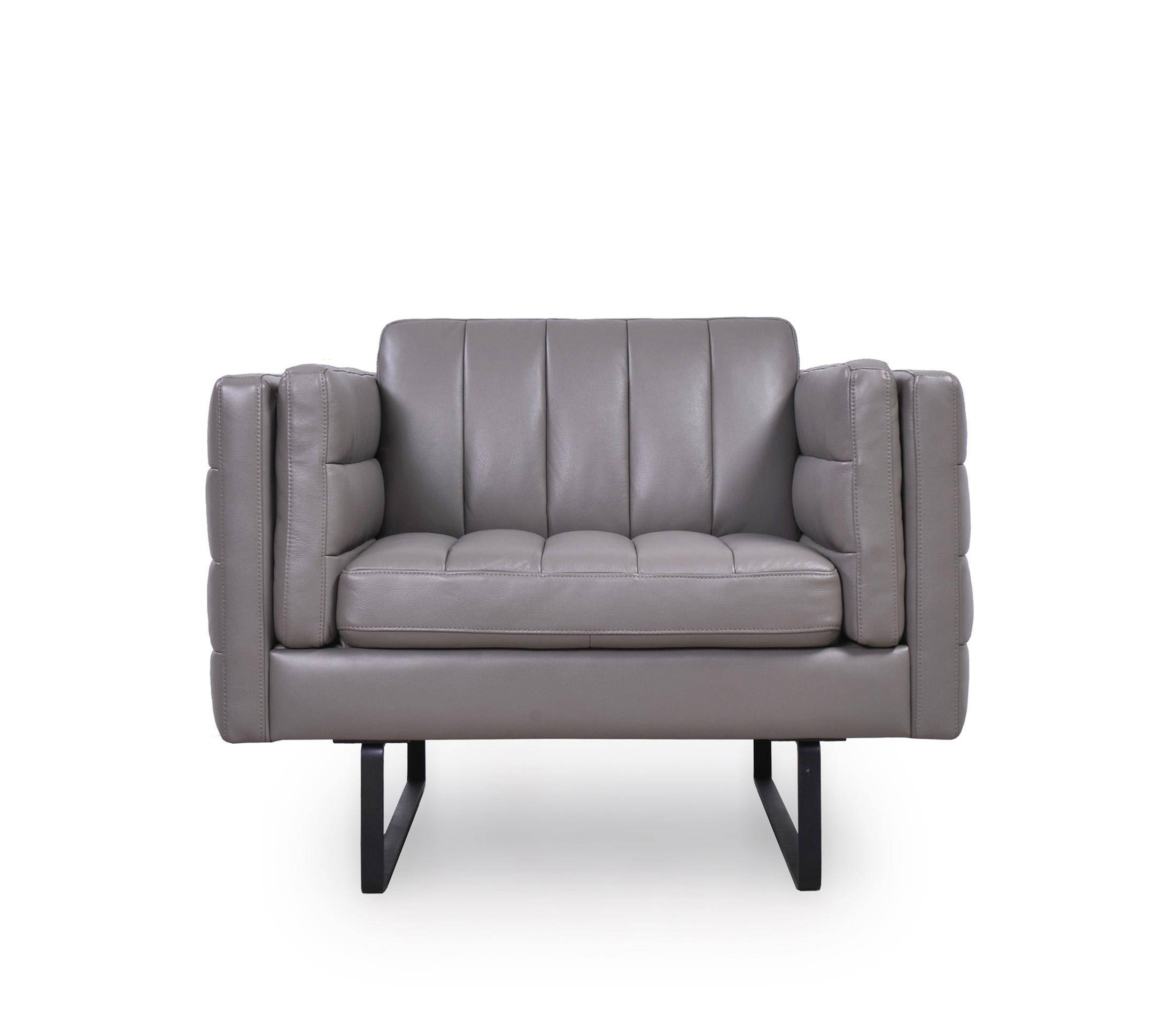 Buy Moroni Orson 582 Sofa Armchair Set 2 Pcs In Gray, Top Throughout Orsen Tv Stands (View 2 of 20)