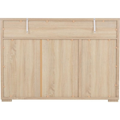 Cambourne 3 Door 3 Drawer Sideboard In Sonoma Oak Effect For Cambourne Tv Stands (View 5 of 20)