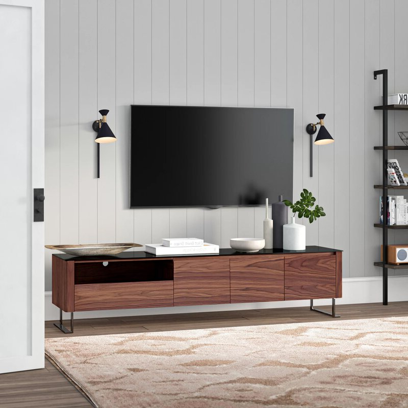 """Camilla Tv Stand For Tvs Up To 88 Inches & Reviews 