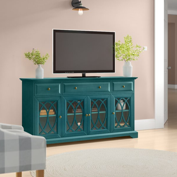 """Canora Grey Vitiello Tv Stand For Tvs Up To 65"""" & Reviews Inside Stamford Tv Stands For Tvs Up To 65"""" (View 5 of 20)"""