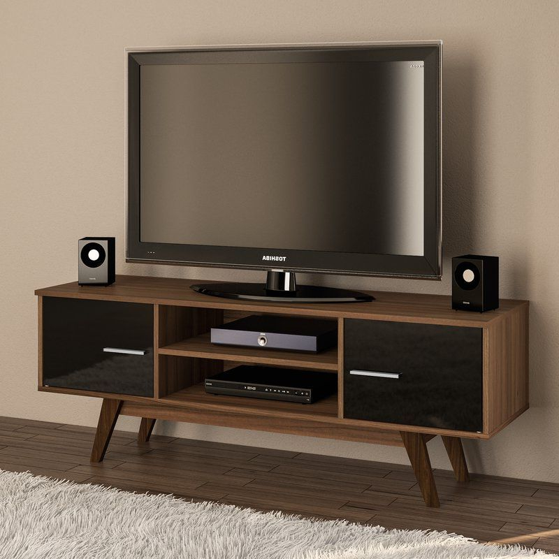 """Carneal Tv Stand For Tvs Up To 60"""" 