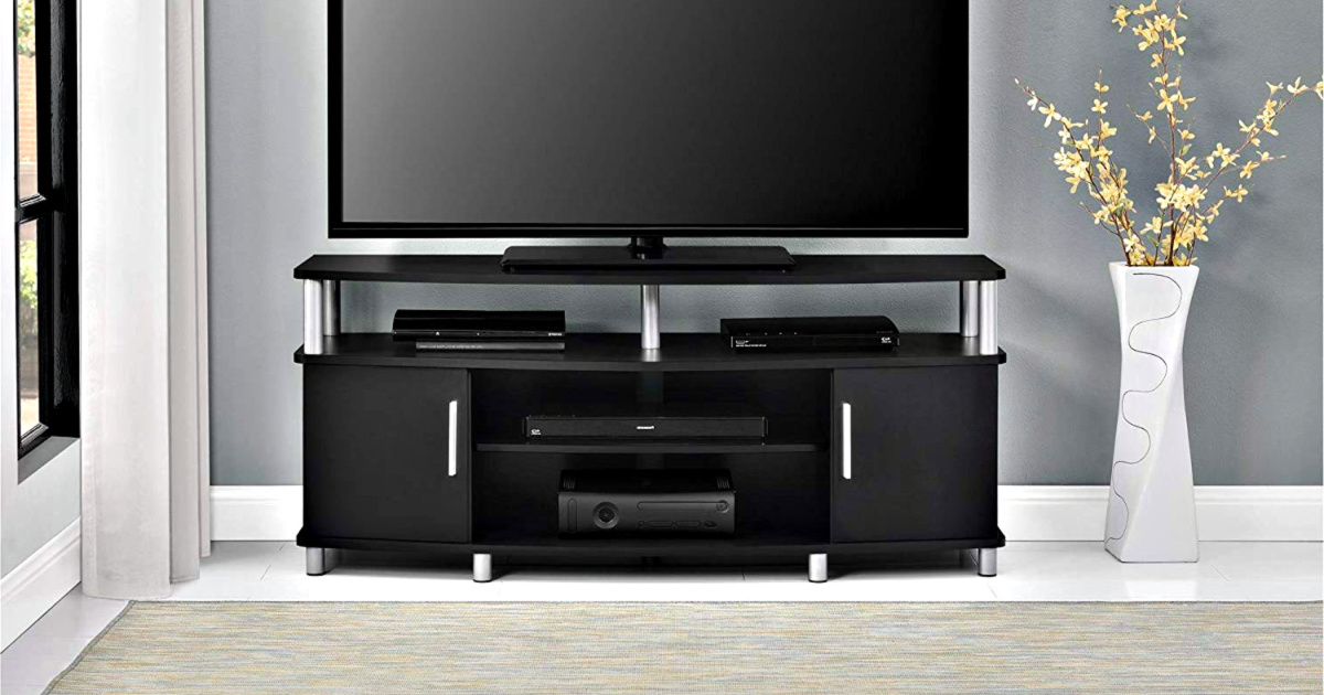 Carson Tv Stand & Entertainment Center Only $ (View 7 of 20)
