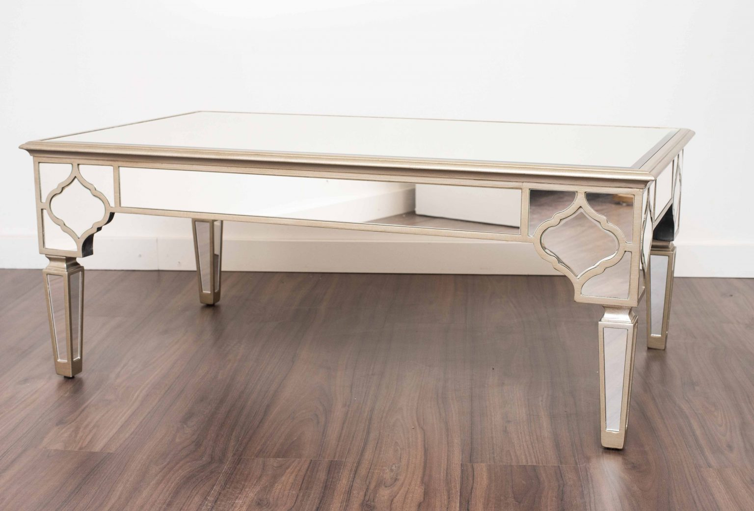 Casablanca Mirrored Coffee Table – Dkor Interiors Inside Casablanca Tv Stands (View 15 of 20)