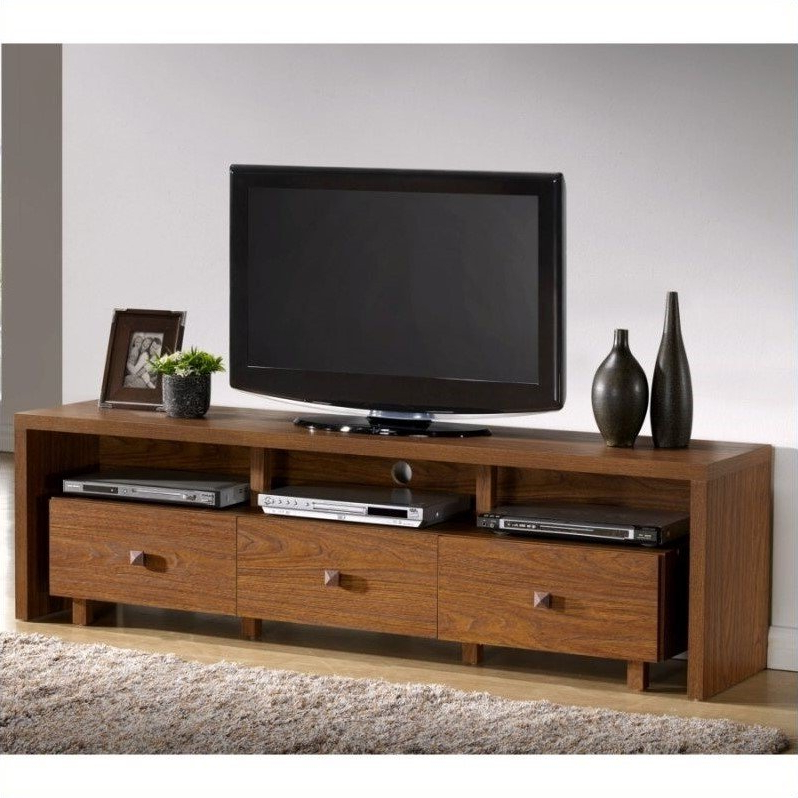Chania Inside Milan Glass Tv Stands (View 6 of 20)