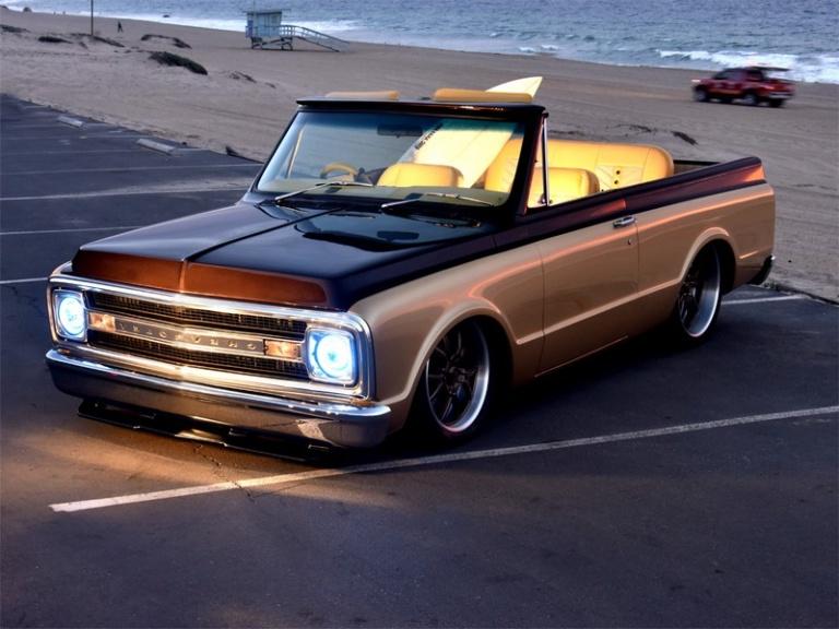 Chrom & Flammen – 1970 Chevrolet Blazer Cabrio With Regard To Corona Small Tv Stands (View 14 of 20)