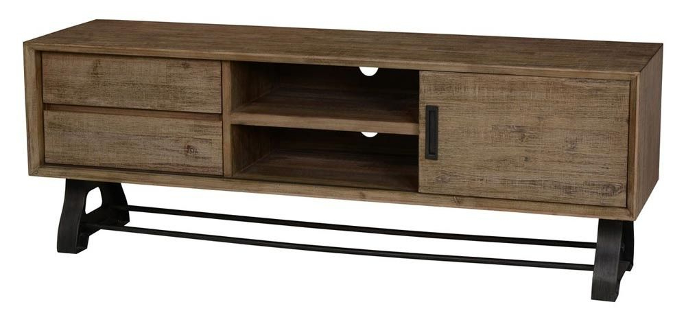 Classic Home Furniture – Robinson Tv Stand – 52005434 Intended For Compton Ivory Extra Wide Tv Stands (View 5 of 20)
