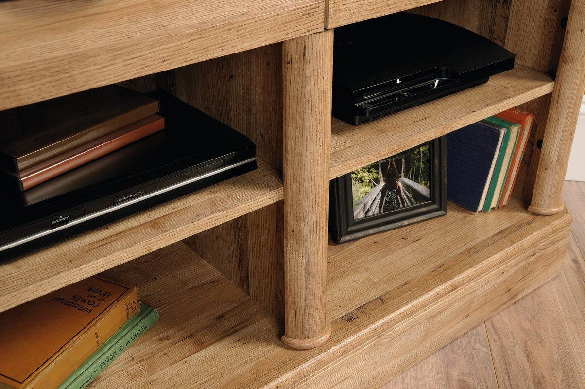 """Collier Tv Stand For Tvs Up To 60"""" Inside Corner Tv Stands For Tvs Up To 60"""" (View 16 of 20)"""