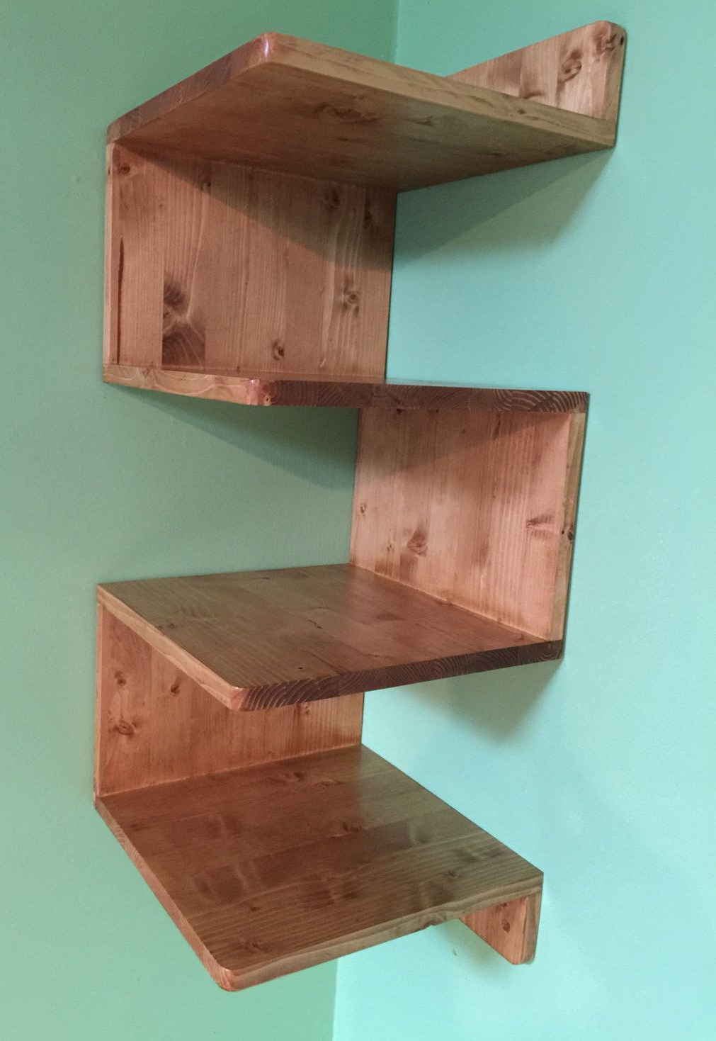 Corner Shelves Corner Shelf Wall Corner Shelves Shelves Intended For Simple Open Storage Shelf Corner Tv Stands (View 12 of 20)