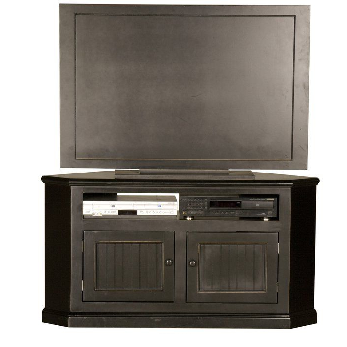 """Corner Tv Stand For Tvs Up To 55"""" 