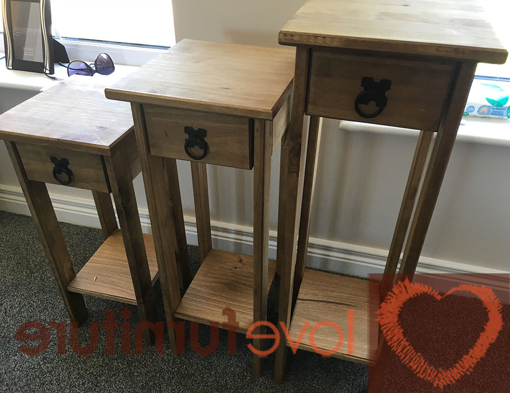 Corona Plant Stands Within Corona Small Tv Stands (View 1 of 20)