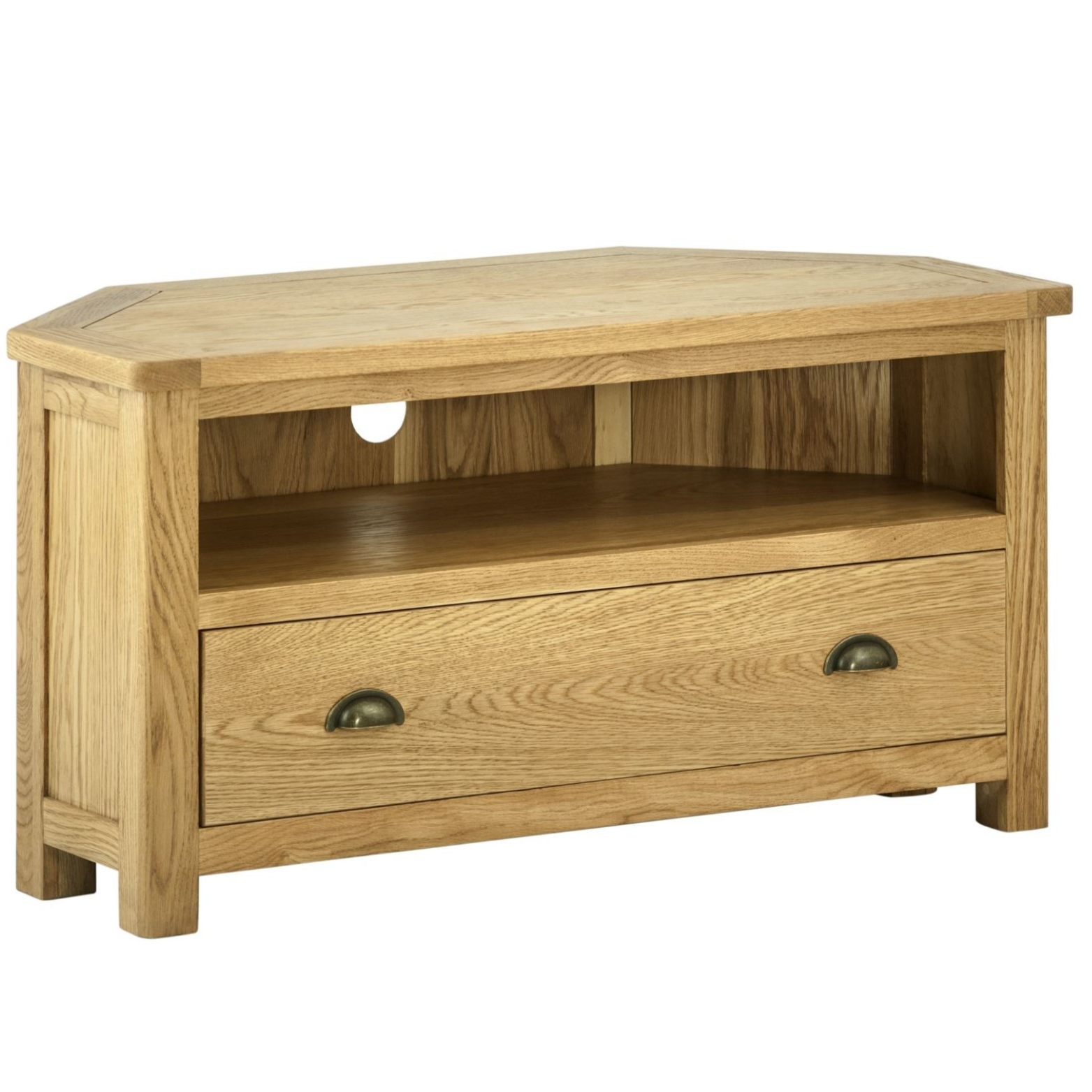 Cotswold Corner Tv Cabinet – 3 Colour Options   Grimsby Intended For Cotswold Widescreen Tv Unit Stands (View 9 of 20)