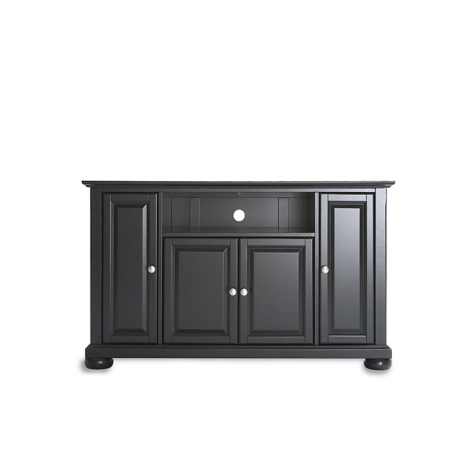 """Crosley Alexandria 48"""" Tv Stand In Black 