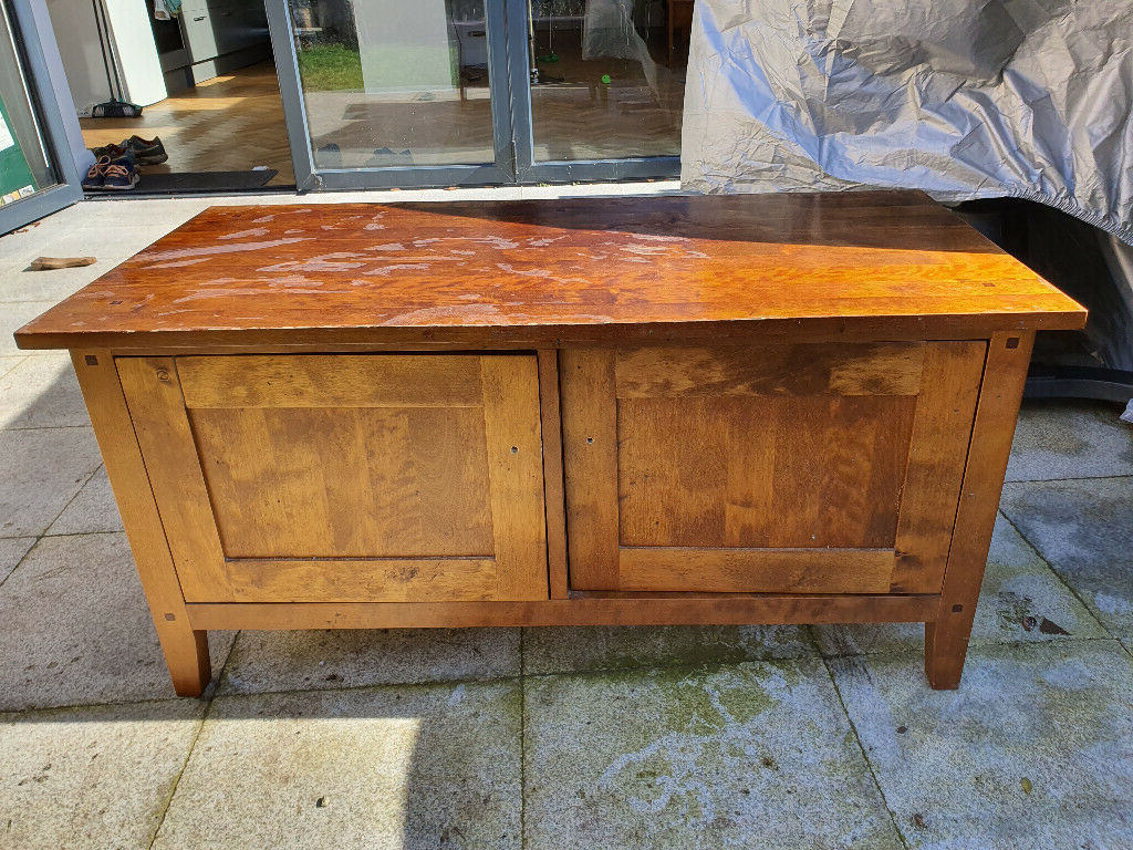 Cupboard/sideboard/tv Stand   In Bromley, London   Gumtree Pertaining To Bromley Oak Corner Tv Stands (View 12 of 20)