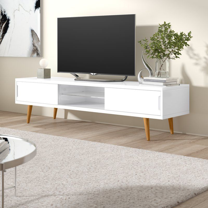 """Damon Tv Stand For Tvs Up To 78""""   Möbelideen, Wohnzimmer For Tenley Tv Stands For Tvs Up To 78"""" (View 13 of 20)"""