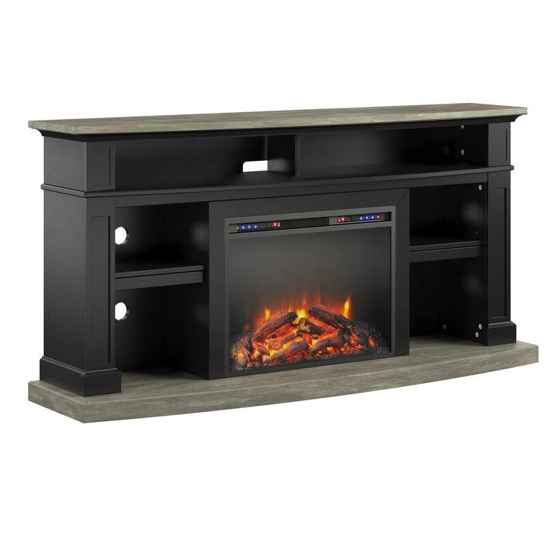 """Darby Home Co Georgie Tv Stand For Tvs Up To 65"""" With In Calea Tv Stands For Tvs Up To 65"""" (View 16 of 20)"""