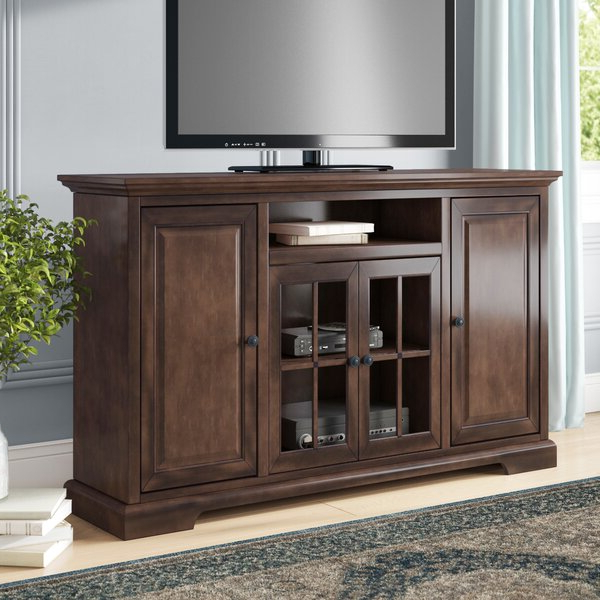"""Darby Home Co Legrand Tv Stand For Tvs Up To 70"""" & Reviews Intended For Mainor Tv Stands For Tvs Up To 70"""" (View 8 of 20)"""