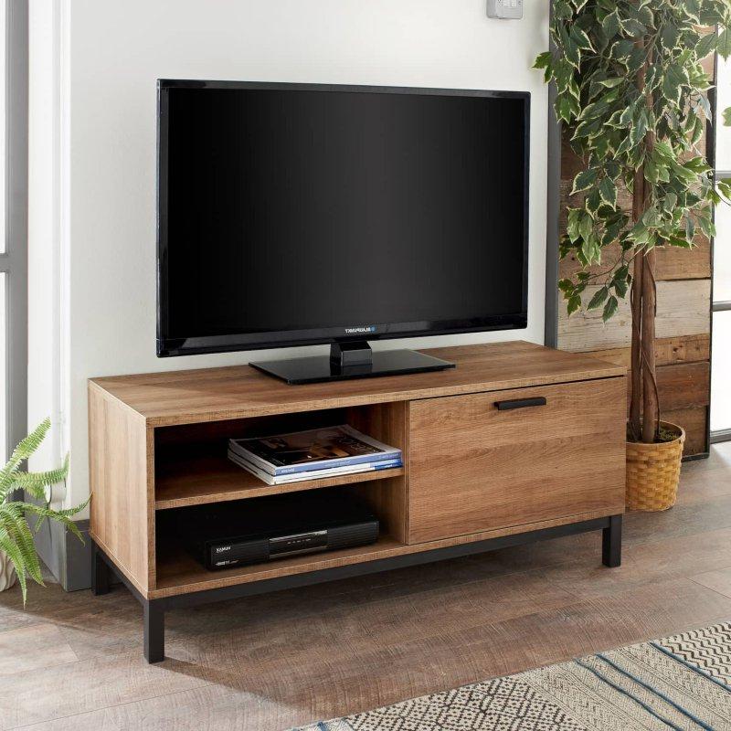 Detroit Tv Unit | Television Stands – B&m Regarding Manhattan Compact Tv Unit Stands (View 4 of 20)