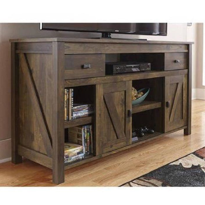 Download Farmhouse Tv Stand Plans Images – House Plans And Regarding Robinson Rustic Farmhouse Sliding Barn Door Corner Tv Stands (View 8 of 20)
