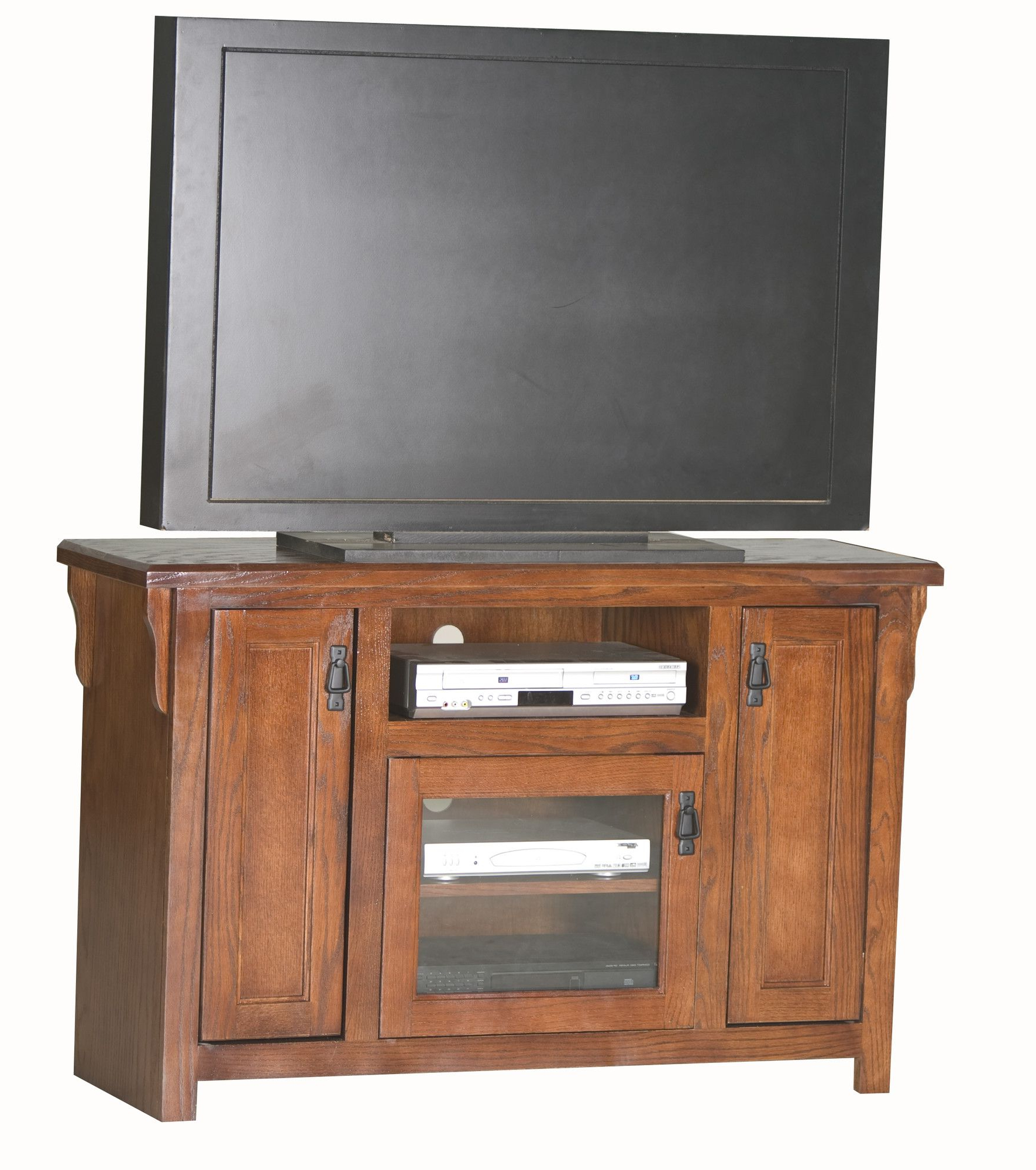 """Eagle Furniture Manufacturing Mission Tv Stand & Reviews Intended For Mission Corner Tv Stands For Tvs Up To 38"""" (View 5 of 20)"""