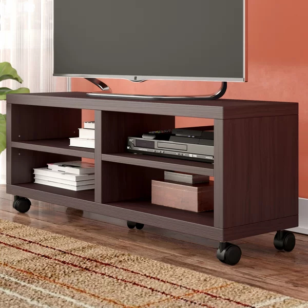 """Ebern Designs Abrielle Tv Stand For Tvs Up To 43""""   Tv With Mathew Tv Stands For Tvs Up To 43"""" (View 8 of 20)"""