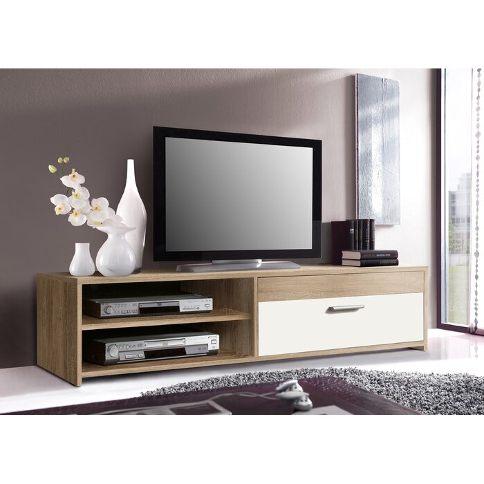 """Ebern Designs Ackeron Tv Stand For Tvs Up To 88"""" 