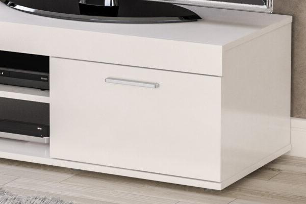 Edgeware Small Tv Unit White – Niture Uk Inside Edgeware Tv Stands (View 5 of 20)