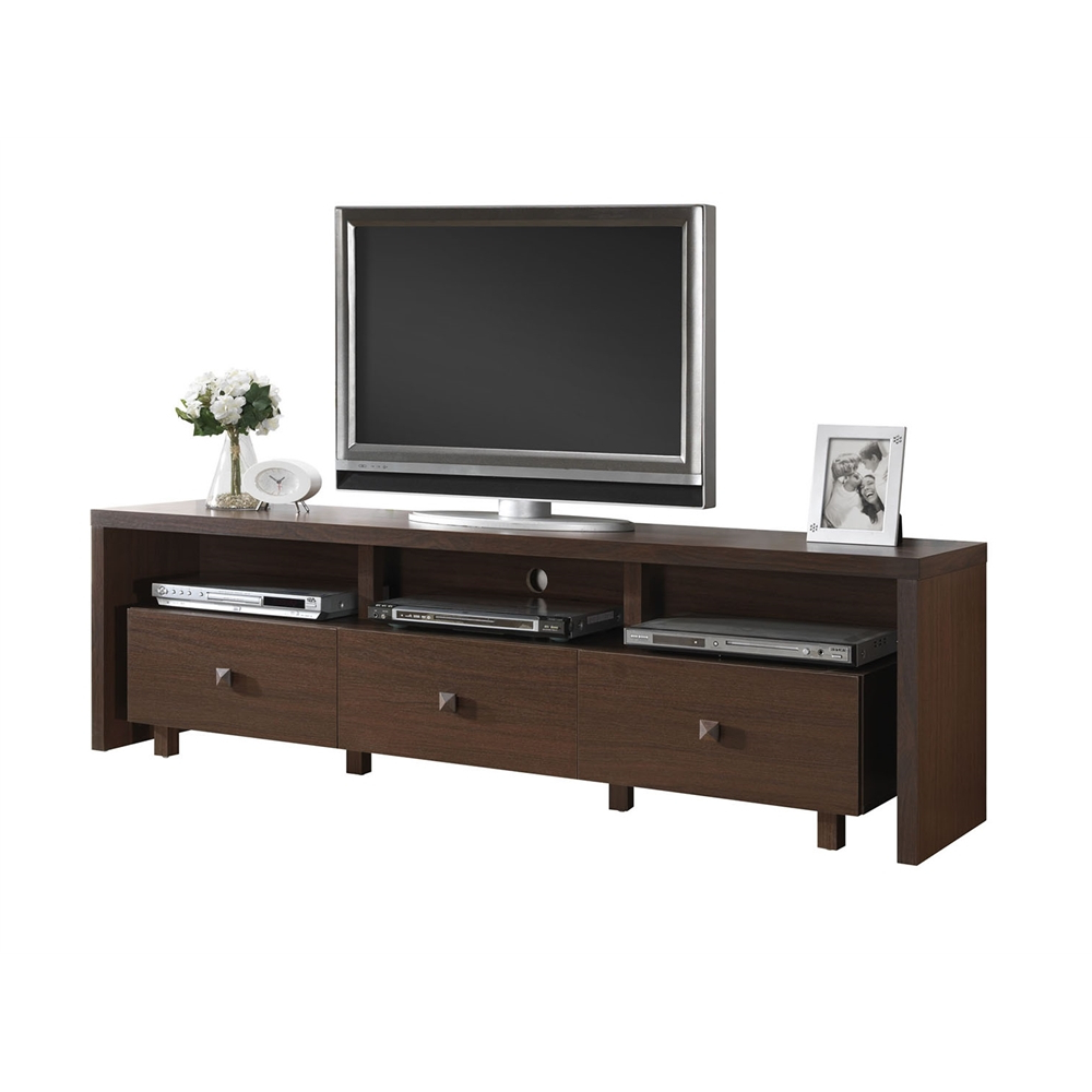 """Elegant Tv Stand For Tv's Up To 70"""" With Storage (View 7 of 20)"""