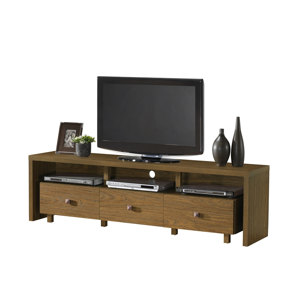 """Elegant Tv Stand For Tv's Up To 70"""" With Storage (View 4 of 20)"""