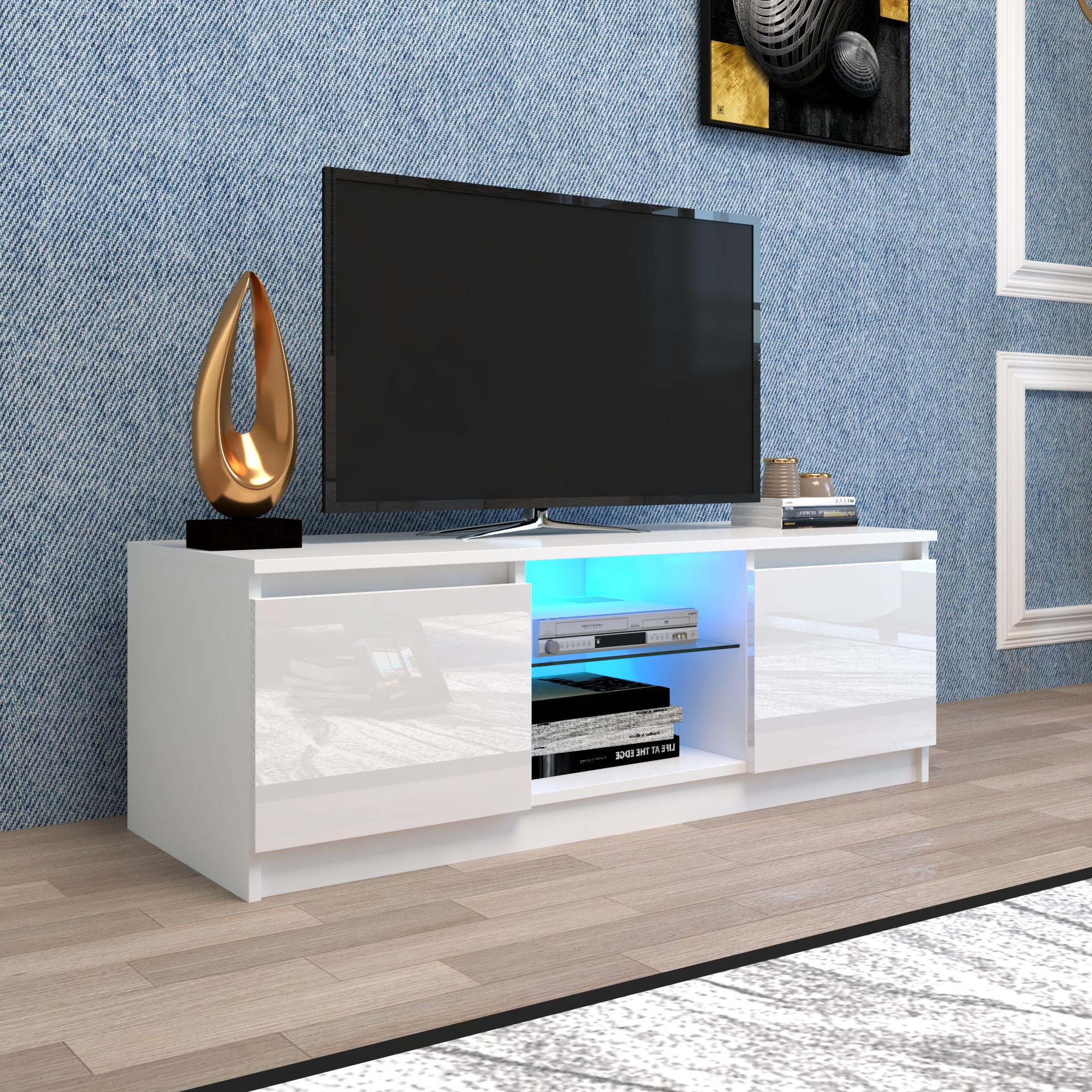 Entertainment Center For Tvs, Modern White Tv Stand With With Corner Entertainment Tv Stands (View 14 of 20)