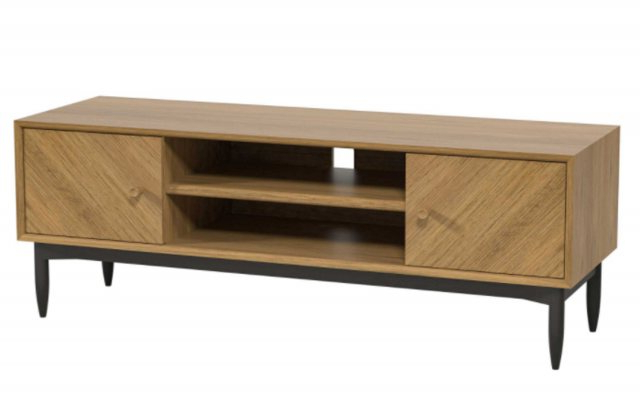 Ercol Monza Media Unit – Tv & Media Units – Hafren Furnishers Within Monza Tv Stands (View 8 of 20)