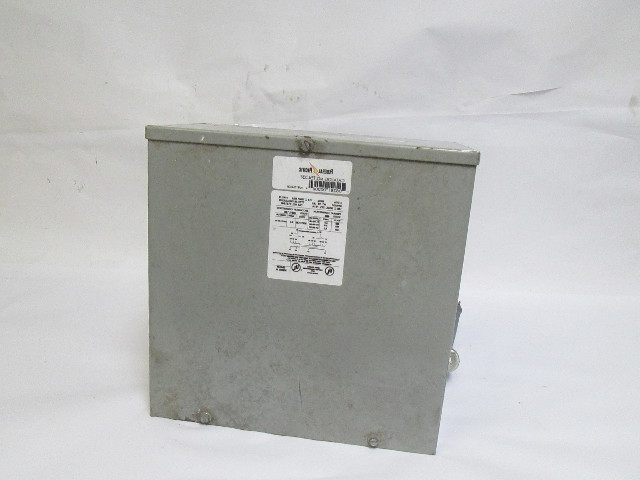 Federal Pacific Te4d3f Power Transformer 480v Primary 208y Intended For Boahaus Dakota Tv Stands With 7 Open Shelves (View 4 of 15)