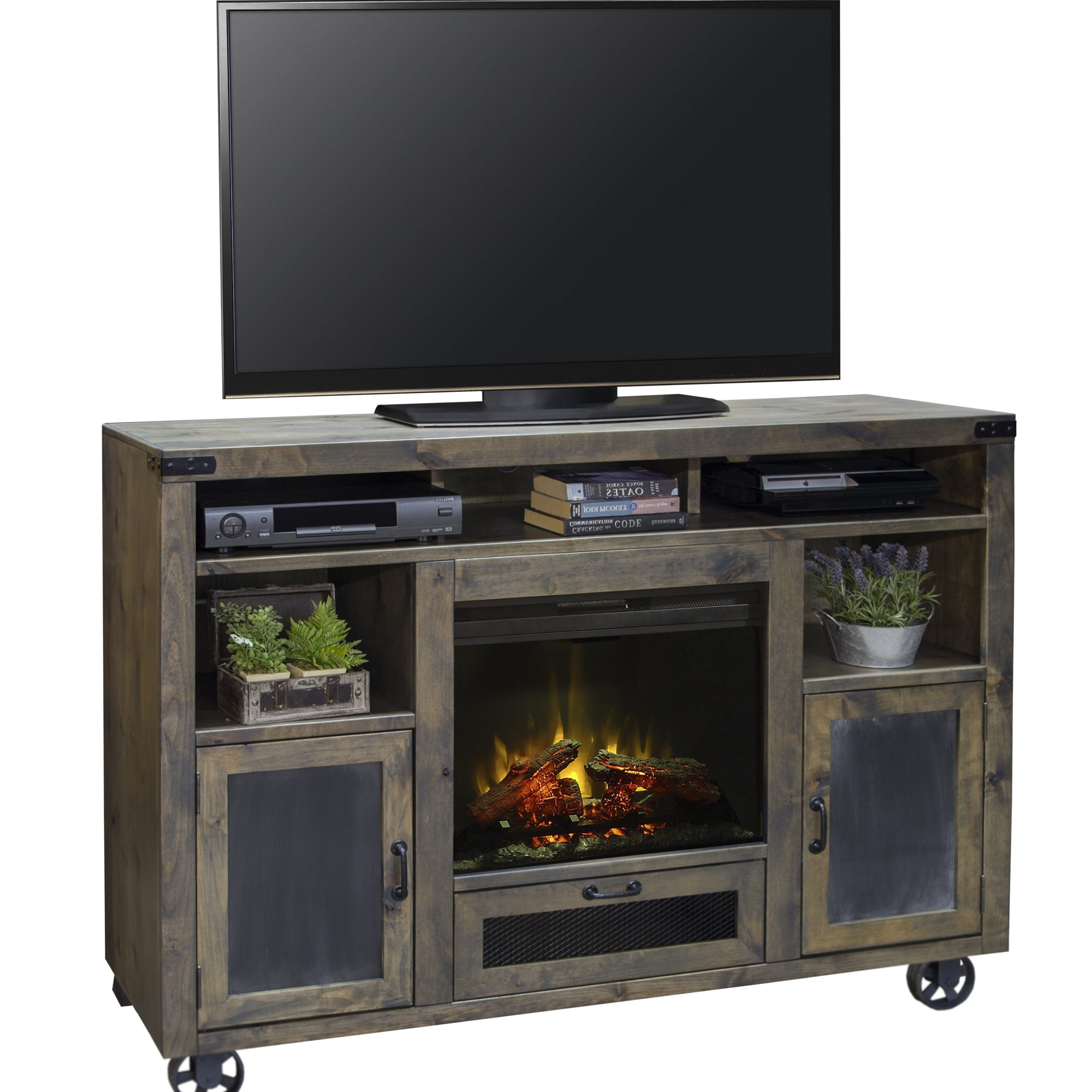 """Fireplace Tv Stand 70 Inch – Ideas On Foter With Chicago Tv Stands For Tvs Up To 70"""" With Fireplace Included (View 3 of 20)"""