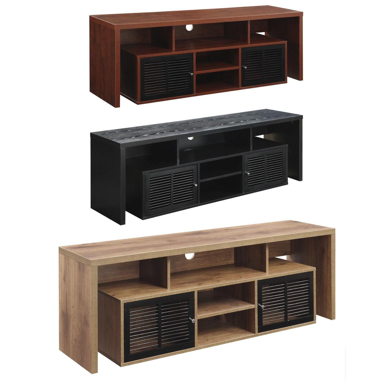"""Flat Screen Tv Stand 60 Inch Entertainment Center Regarding Adayah Tv Stands For Tvs Up To 60"""" (View 14 of 20)"""