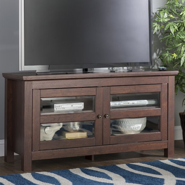 """Flavio Tv Stand For Tvs Up To 50 Inches & Reviews   Joss With Virginia Tv Stands For Tvs Up To 50"""" (View 12 of 20)"""