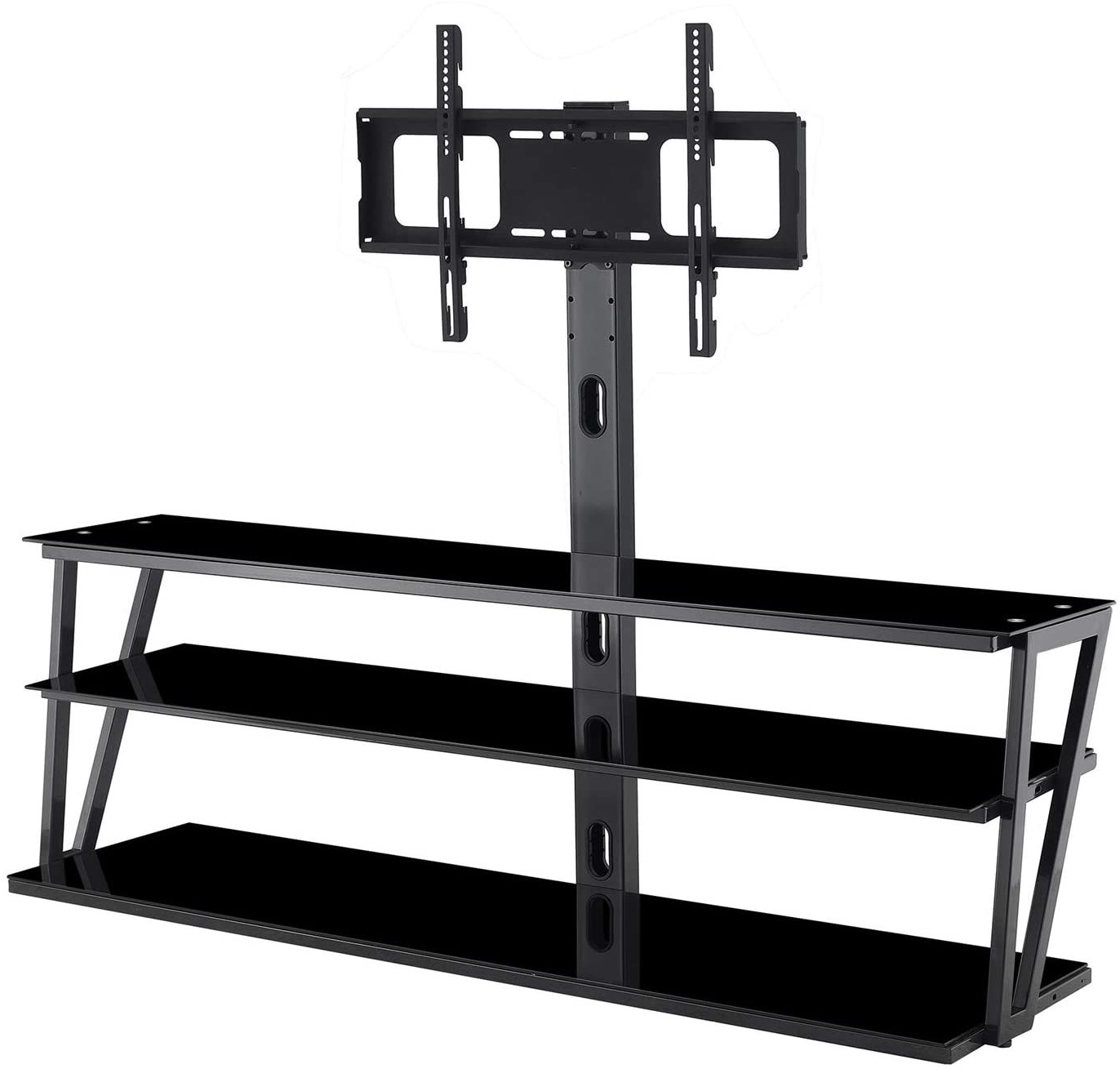 """Floor Tv Stand Tvs, Universal Tv Stand For 32 65 Inch In Paulina Tv Stands For Tvs Up To 32"""" (View 13 of 20)"""