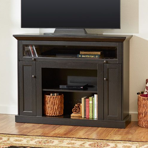 """Found It At Wayfair – Blaine Tv Stand   Tv Stand, Tv Stand Regarding Vasari Corner Flat Panel Tv Stands For Tvs Up To 48"""" Black (View 11 of 20)"""