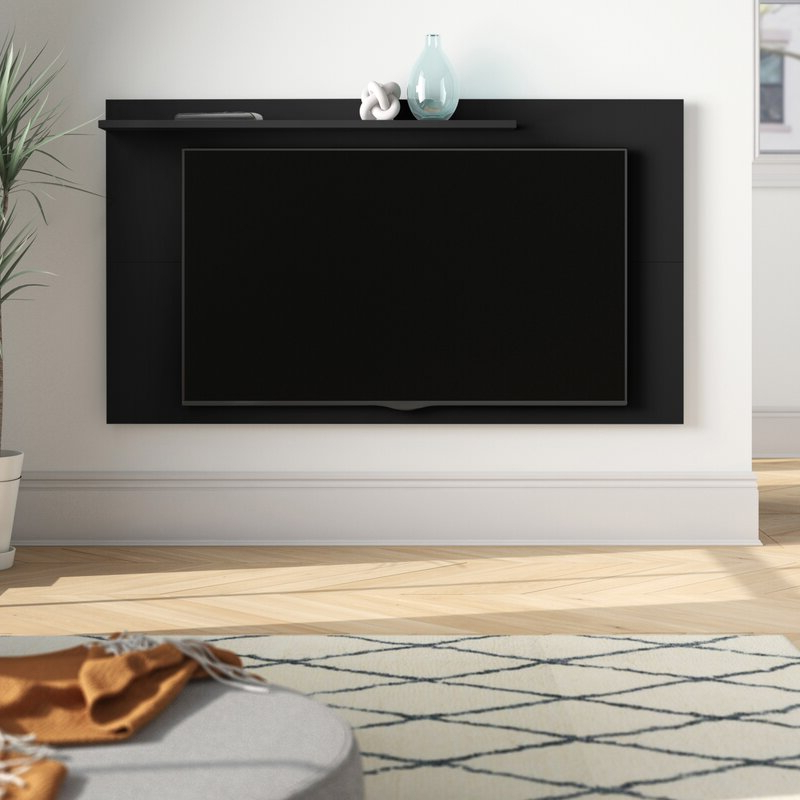 """Foundstone™ Hayward Floating Entertainment Center For Tvs For Aaliyah Floating Tv Stands For Tvs Up To 50"""" (View 18 of 20)"""