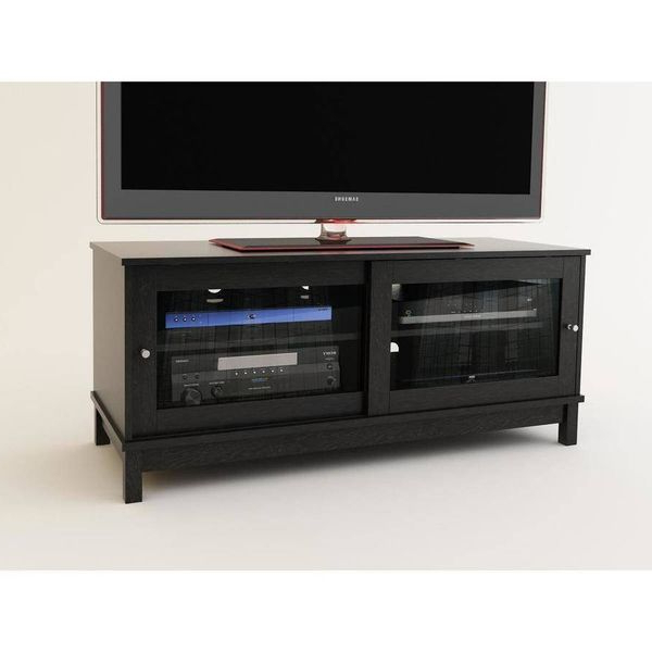 """Free Mainstays Tv Stand For Tvs Up To 55"""", Multiple Within Mainstays Parsons Tv Stands With Multiple Finishes (View 9 of 20)"""