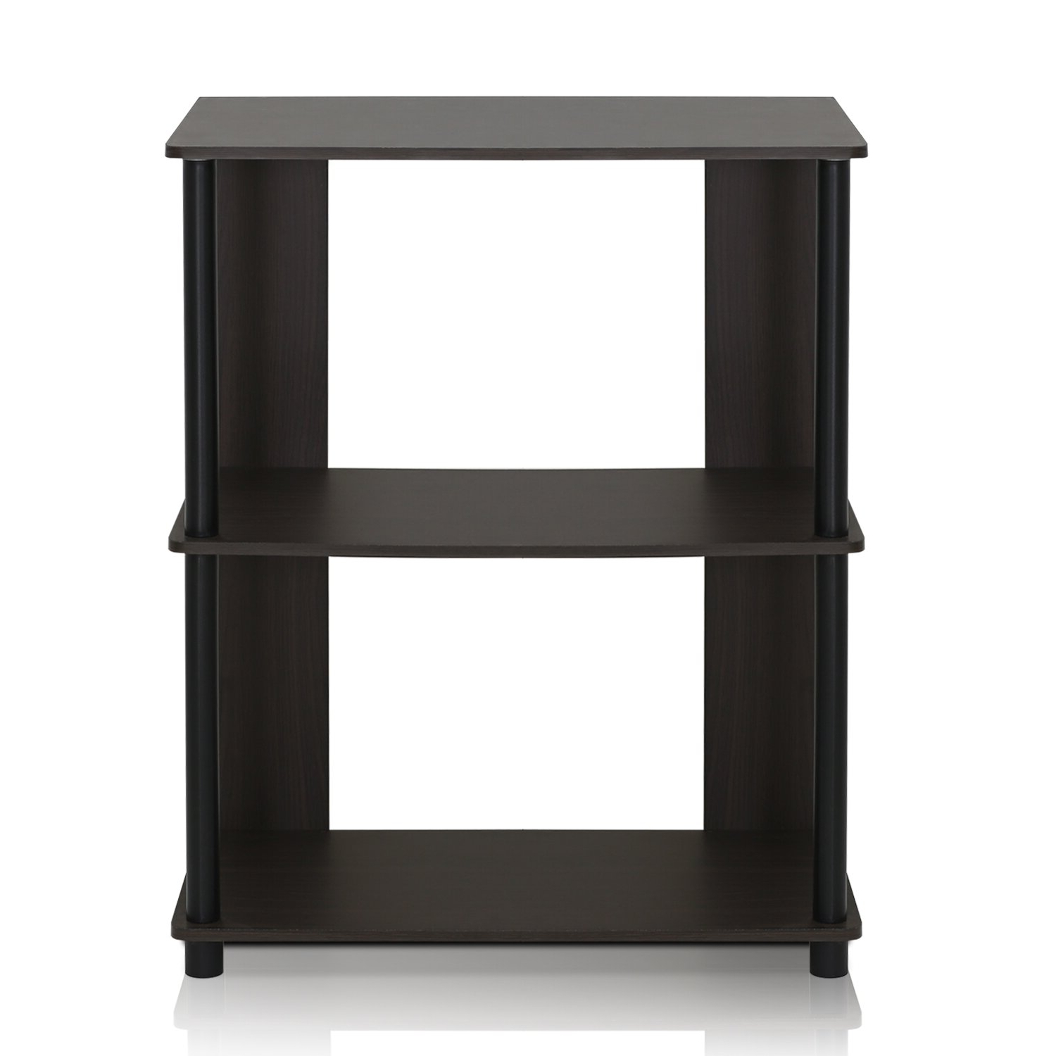 """Furinno Furinno Jaya Simple Design 50"""" Tv Stand With Bins With Regard To Furinno Jaya Large Entertainment Center Tv Stands (View 15 of 20)"""
