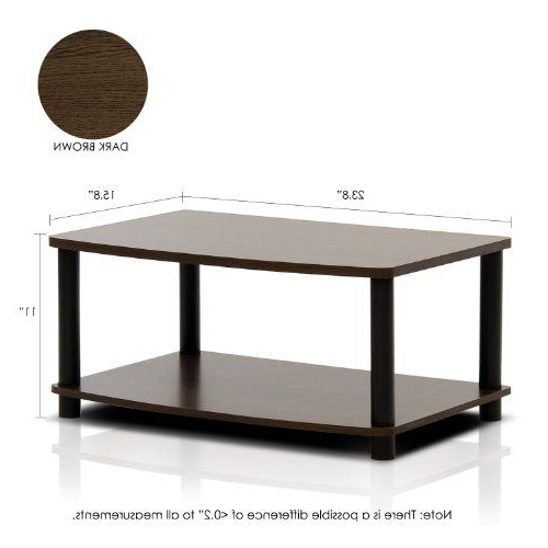 Furinno Turn N Tube No Tools 2 Tier Elevated Tv Stand Intended For Furinno 2 Tier Elevated Tv Stands (View 3 of 20)