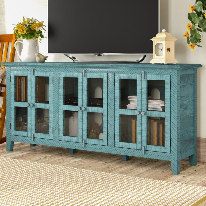 """Geers Antique 70"""" Tv Stand 