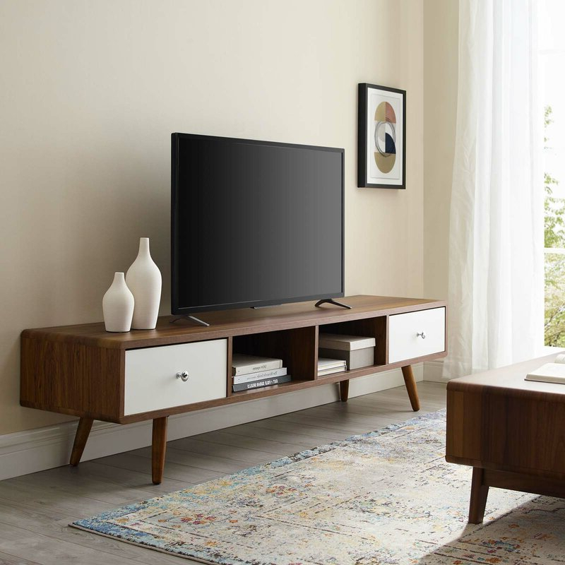 """George Oliver Wightman Tv Stand For Tvs Up To 78 Within Grandstaff Tv Stands For Tvs Up To 78"""" (View 13 of 20)"""