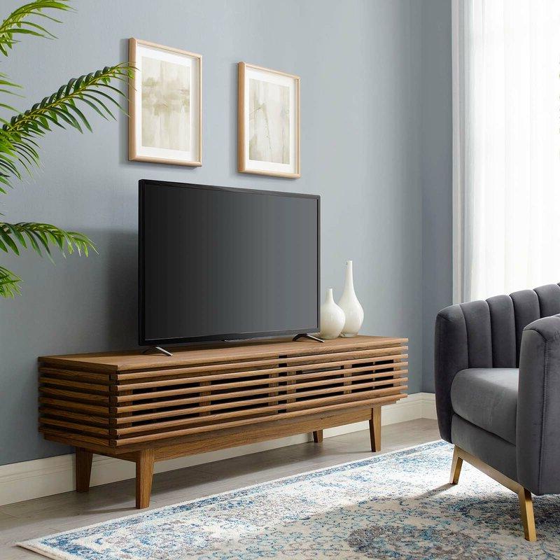 George Oliver Wigington Tv Stand For Tvs Up To 70 Inside Oliver Wide Tv Stands (View 12 of 20)