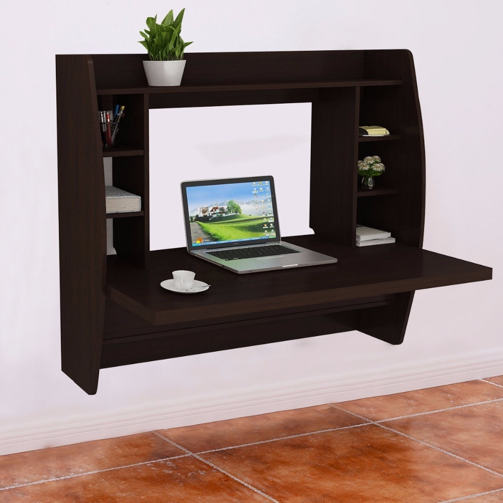 Goplus Living Room Wall Mount Floating Cabinet Modern Within Tv Stands With Drawer And Cabinets (View 15 of 20)