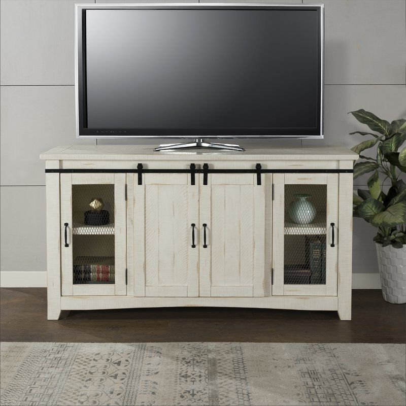 """Gracie Oaks Belen Tv Stand For Tvs Up To 70"""" & Reviews Regarding Lorraine Tv Stands For Tvs Up To 70"""" (View 15 of 20)"""