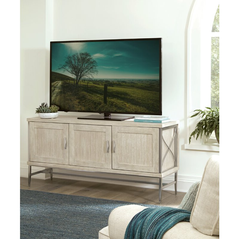 """Gracie Oaks Raf Solid Wood Tv Stand For Tvs Up To 70 With Solid Wood Tv Stands For Tvs Up To 65"""" (View 17 of 20)"""